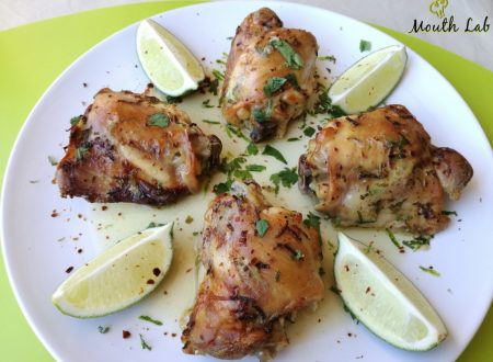 Pollo Tequila & Lime