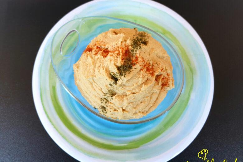 Hummus, Crema Mediorientale di Ceci