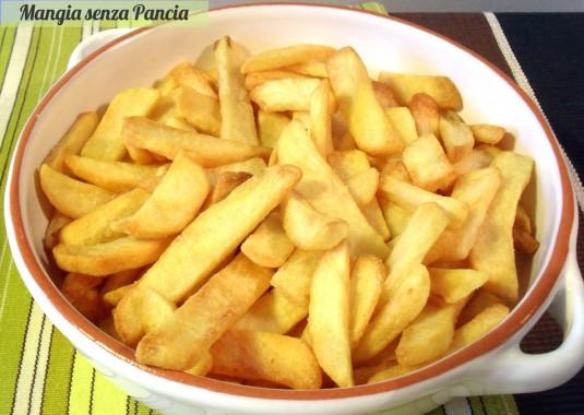 Patatine croccanti al forno, diario di una dieta - Giorno 32, Mangia senza Pancia