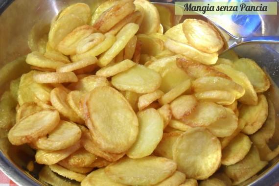 Patatine croccanti al forno, diario di una dieta - Giorno 173, Mangia senza Pancia