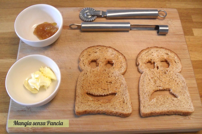 Toast e marmellata con yogurt e frutta la colazione con - Si puo abitare una casa senza agibilita ...