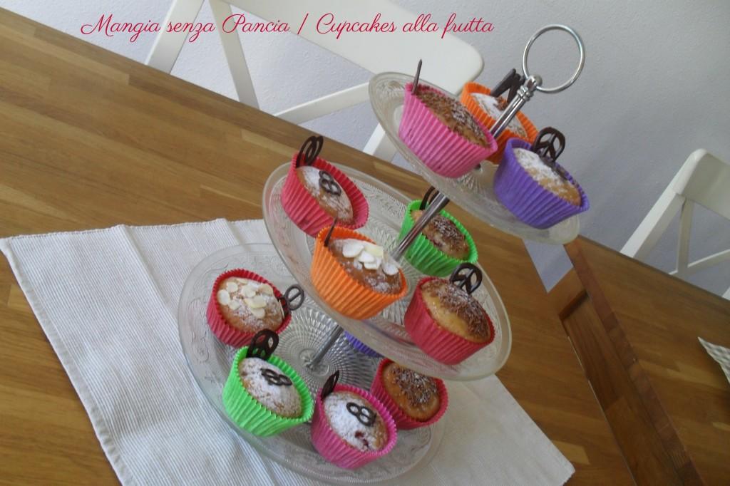 Cupcakes alla frutta light, diario di una dieta - Giorno 20, Mangia senza Pancia