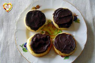 Dolcetti stile Jaffa Cakes