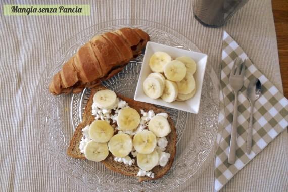 Brunch veloce dolce, ricetta colazione-pranzo