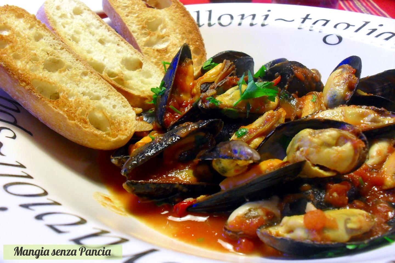 Zuppa Di Cozze Piccante Una Ricetta Tradizionale In Versione Leggera