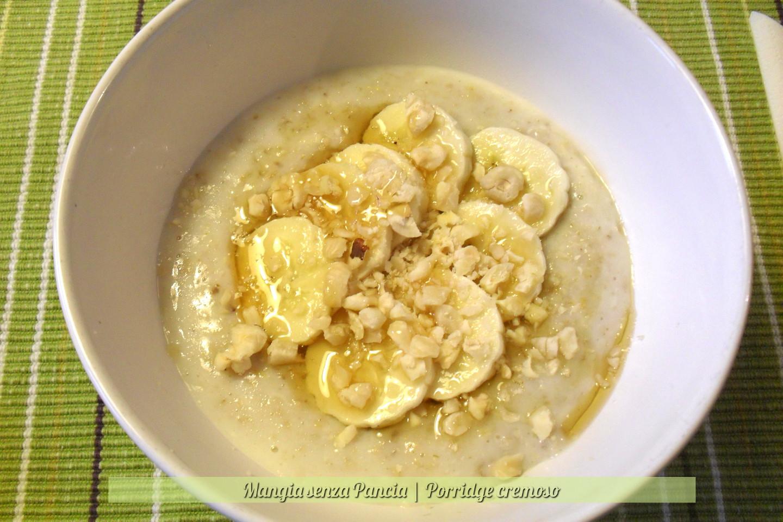 Ben noto Porridge cremoso, la zuppa d'avena anglosassone in versione leggera PU34