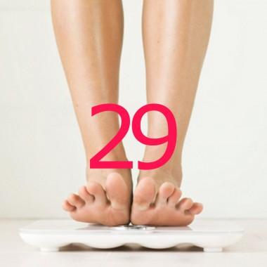 diario di una dieta - Giorno 29 - Pesata 4, Mangia senza Pancia