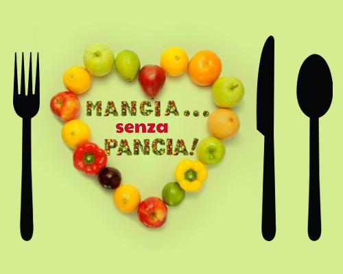 Mangia senza Pancia è su facebook!