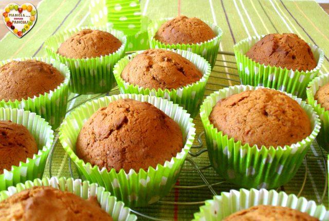Muffins alla zucca leggeri speculaas, Mangia senza Pancia