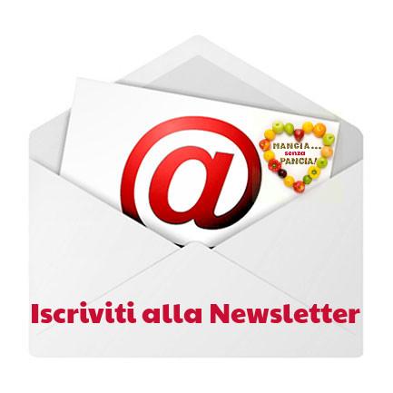 Iscriviti alla newsletter giornaliera di Mangia senza Pancia, diario di una dieta - Giorno 90