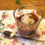 Salsa al cioccolato vla, ricetta olandese, menu dieta weight watchers, Mangia senza Pancia