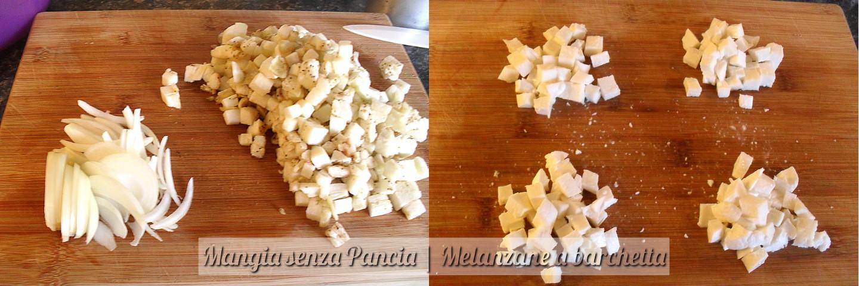 Melanzane a barchetta, ricetta facile, Mangia senza Pancia - preparazione 4