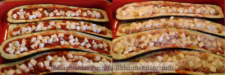 Melanzane a barchetta, ricetta facile, Mangia senza Pancia - preparazione 8