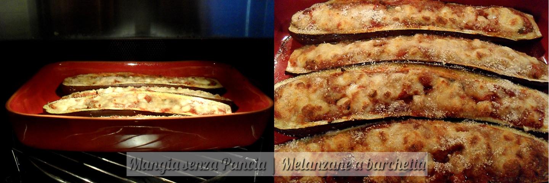 Melanzane a barchetta, ricetta facile, Mangia senza Pancia - preparazione 9