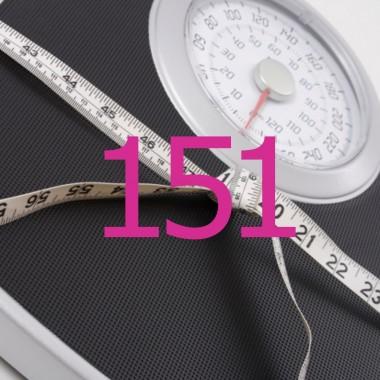 diario di una dieta - Giorno 151 - Pesata 21, Mangia senza Pancia