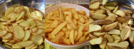 Patatine Croccanti, diario di una dieta - Giorno 437, Mangia senza Pancia