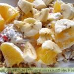 Yogurt frutta e cereali, bips & berries, menu dieta weight watchers, Mangia senza Pancia