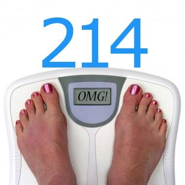 diario di una dieta - Giorno 214 - Pesata 30, Mangia senza Pancia