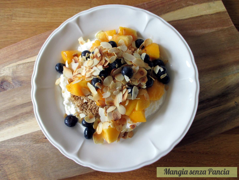 Conosciuto Weetabix yogurt e frutta - Mangia senza Pancia LN61