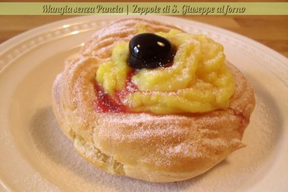 Zeppole di San Giuseppe al forno, diario di una dieta - Giorno 219, Mangia senza Pancia