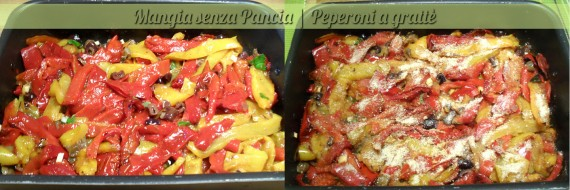 Peperoni a gratte', ricetta saporita, Mangia senza Pancia