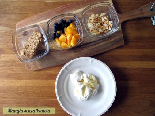 Weetabix yogurt e frutta, Mangia senza Pancia