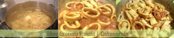 Calamarata, ricetta napoletana, Mangia senza Pancia