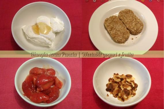 Weetabix yogurt e frutta, diario di una dieta - Giorno 449, Mangia senza Pancia