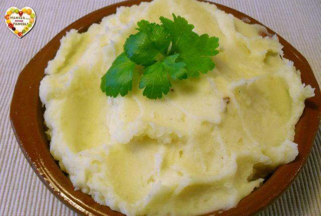 Purè di patate leggero, Mangia senza Pancia