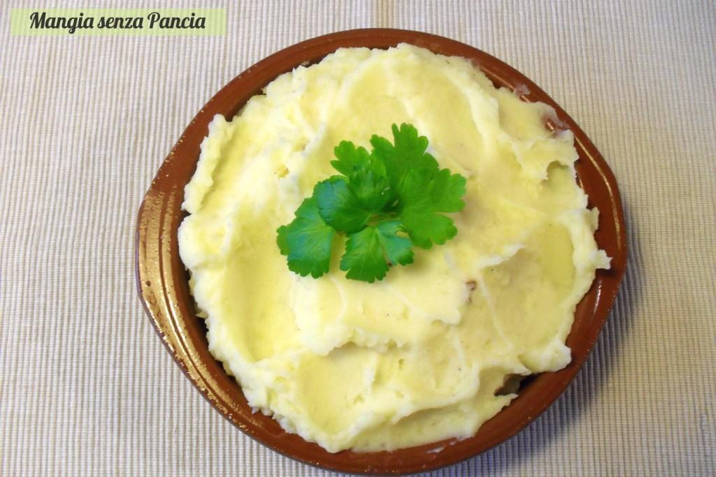 Pure' di patate leggero, Mangia senza Pancia