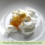 yogurt greco e miele, menu dieta weight watchers, Mangia senza Pancia