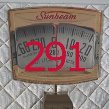 diario di una dieta - Giorno 291 - Pesata 41, Mangia senza Pancia