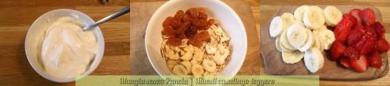 Muesli casalingo leggero, diario di una dieta - Giorno 295, Mangia senza Pancia