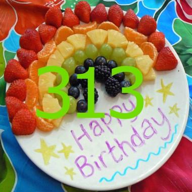 diario di una dieta - Giorno 313, mio compleanno, Mangia senza Pancia
