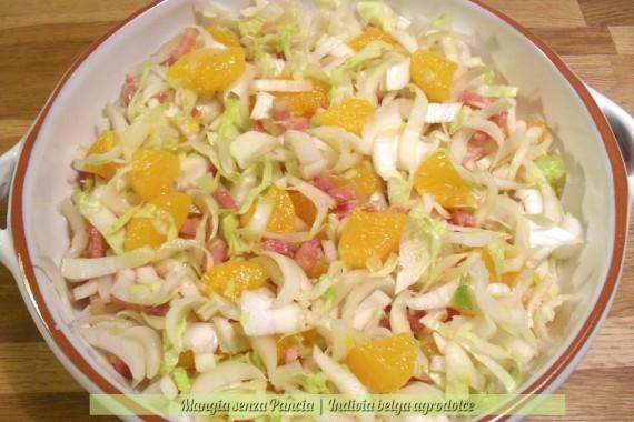Indivia belga agrodolce, ricetta leggera, oltre la dieta: il diario - 19 marzo 2014, Mangia senza Pancia