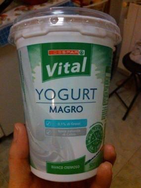 Yogurt magro senza yogurtiera, ricetta passo passo, Mangia senza Pancia