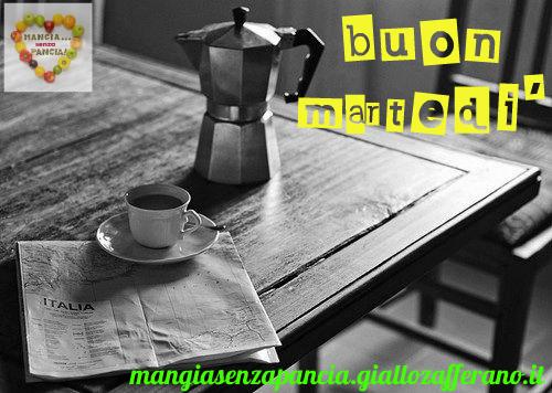 buon martedì, oltre la dieta: il diario - 11 marzo 2014, Mangia senza Pancia