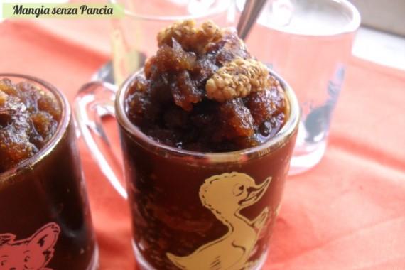 Granita di caffe' semplicissima, ricetta veloce, Mangia senza Pancia