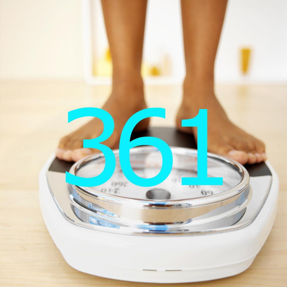 diario di una dieta - Giorno 361 - Pesata 47, Mangia senza Pancia