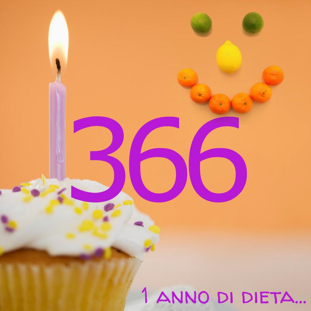 diario di una dieta - Giorno 366, un anno di dieta, Mangia senza Pancia