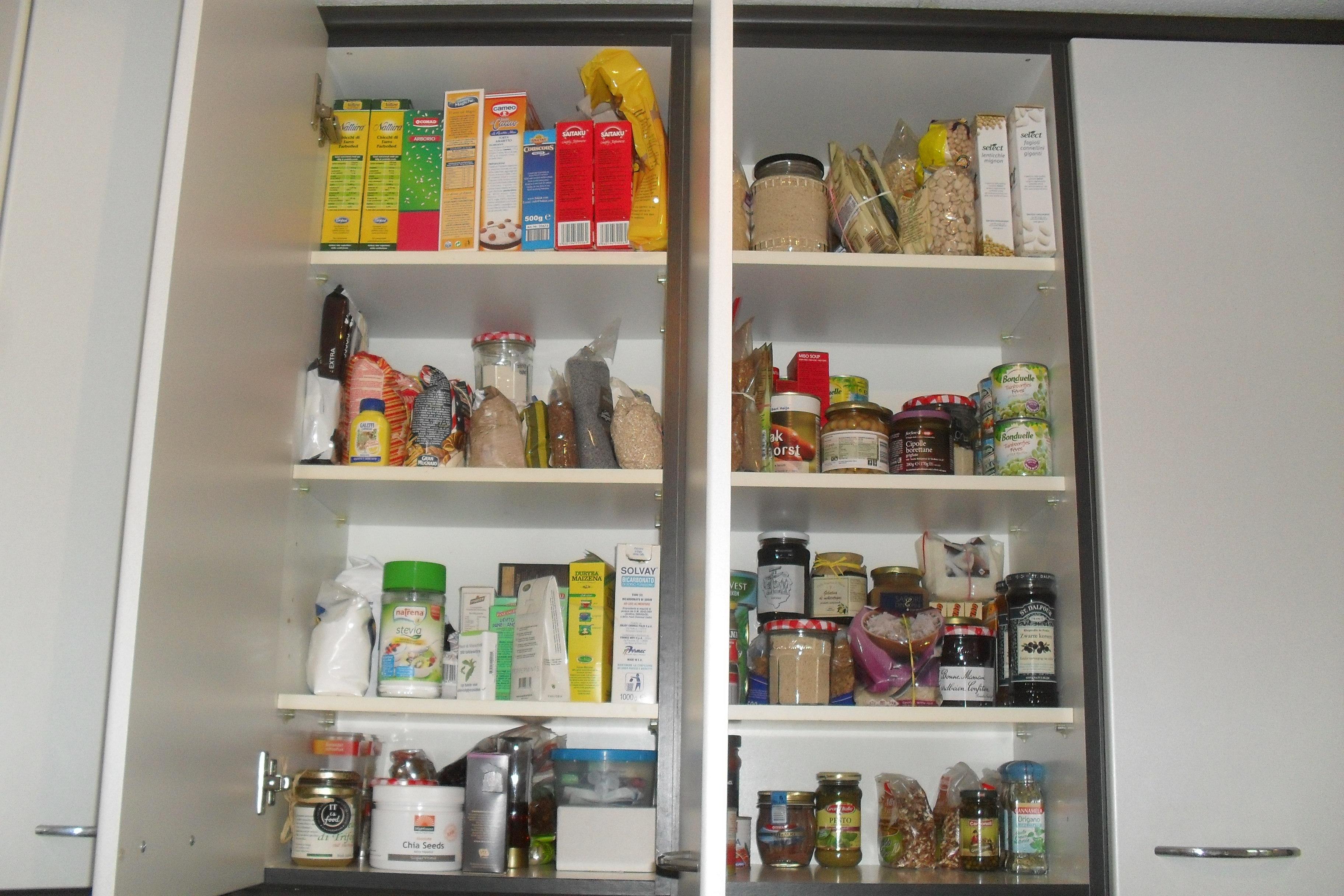Diario di una dieta giorno 360 mangia senza pancia - Riordinare la cucina ...