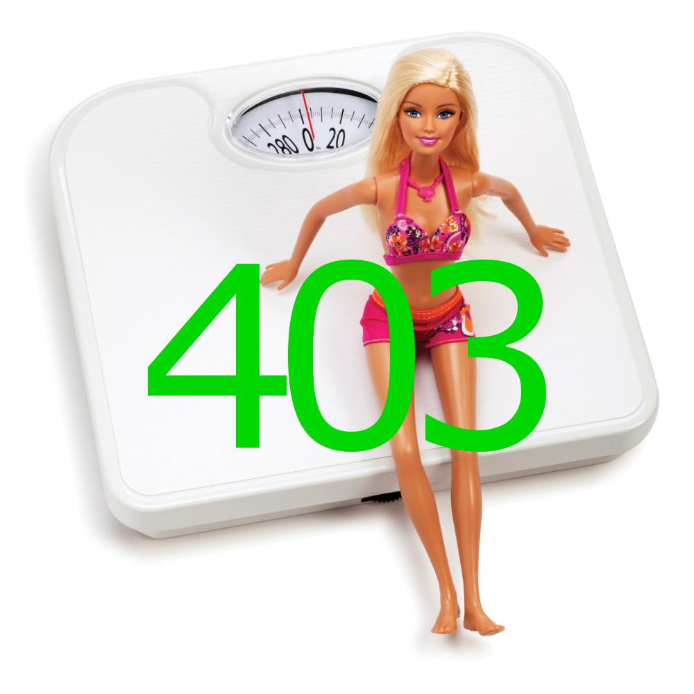 diario di una dieta - Giorno 403 - Pesata 53, Mangia senza Pancia