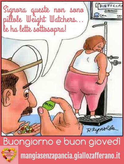 Cibo necessario per perdita di peso