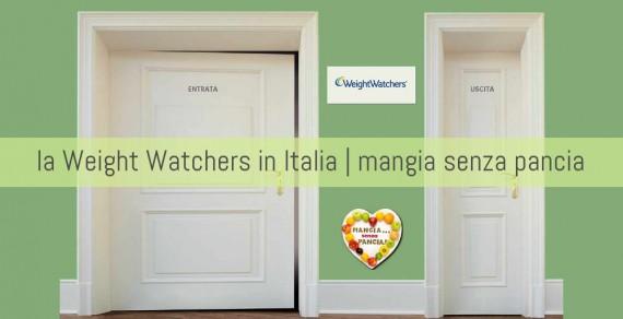 Cos'è e come seguire la Weight Watchers in Italia, Mangia senza Pancia