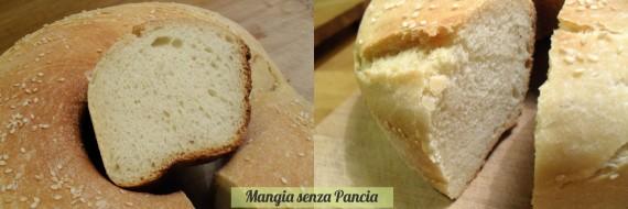 Pane Miss Cirilla, pasta madre solida, Mangia senza Pancia