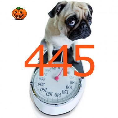 diario di una dieta - Giorno 445 - Pesata 59, Mangia senza Pancia