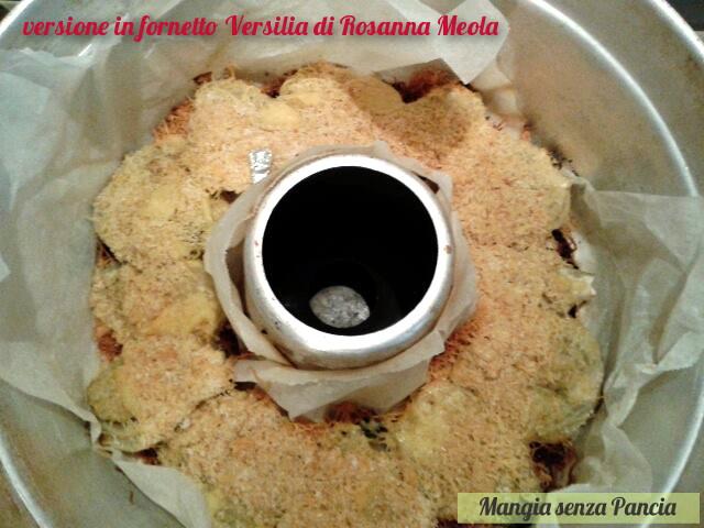 Finocchi gratinati croccanti, ricetta vegetariana, Mangia senza Pancia