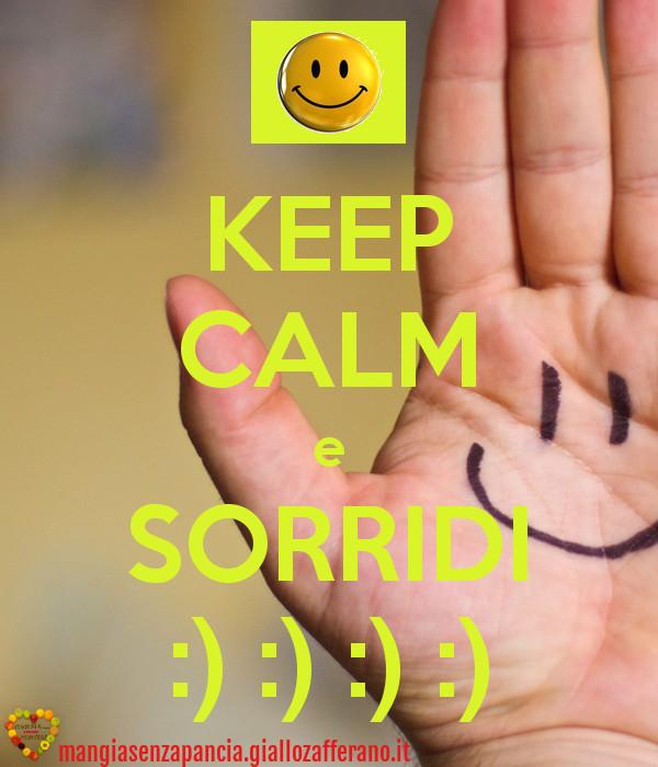 keep calm e sorridi, buon martedì, diario di una dieta - Giorno 422, Mangia senza Pancia