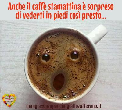 caffè sorpreso, diario di una dieta - Giorno 423, Mangia senza Pancia