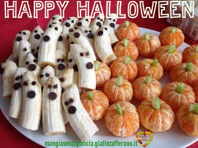 buon halloween, diario di una dieta - Giorno 445 - Pesata 59, Mangia senza Pancia